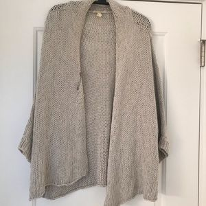 Eileen Fisher knit cardigan Large